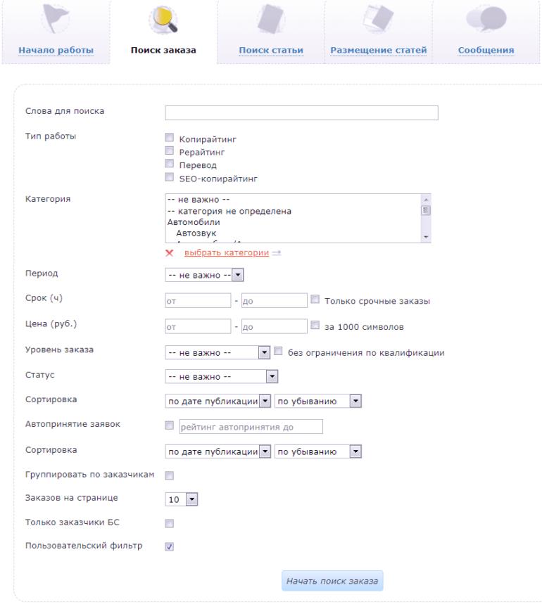 Особенности, регистрация, отзыв исполнителя