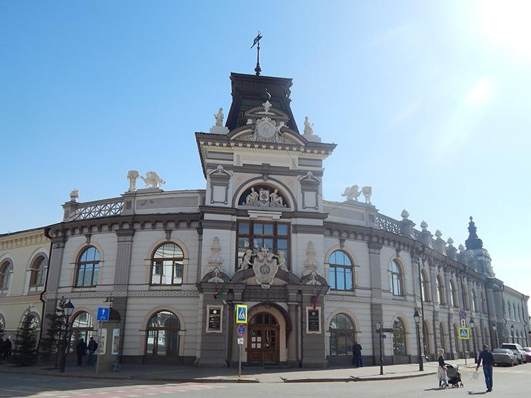Поездка в Казань в апреле 2018