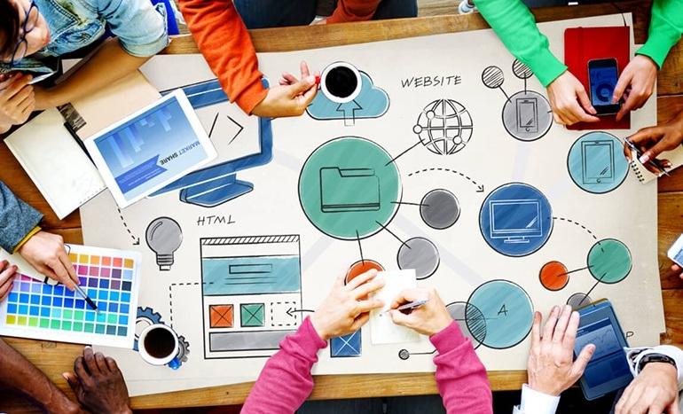 Описание профессии веб-дизайнера