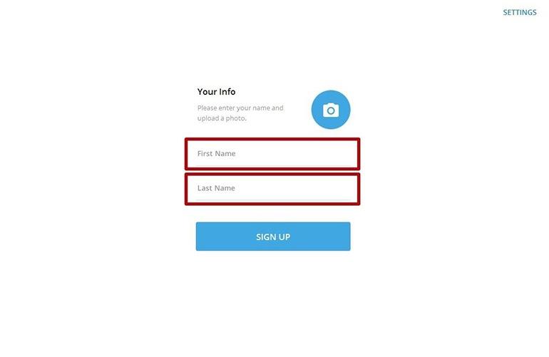 Регистрация в телеграм на ПК