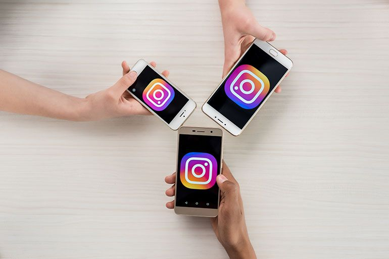История создания социальной сети Инстаграм
